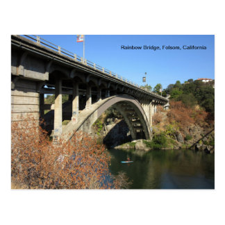 Folsom Icon: Rainbow Bridge Postcard
