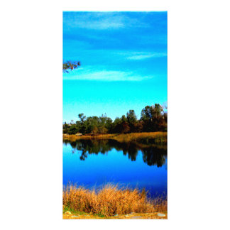Folsom Lake Picture Card