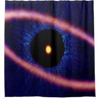Fomalhaut Star System Debris Disk Shower Curtain