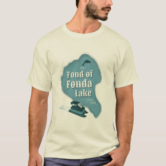 Fonda Lake T-Shirt
