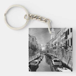 Fondemente Gheradin, Venice Single-Sided Square Acrylic Key Ring
