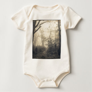 Fontainebleau Forest Baby Bodysuit