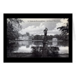 Fontainebleau Palace, France 1910 Vintage Card