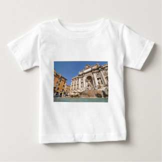 Fontana di Trevi in Rome, Italy Baby T-Shirt