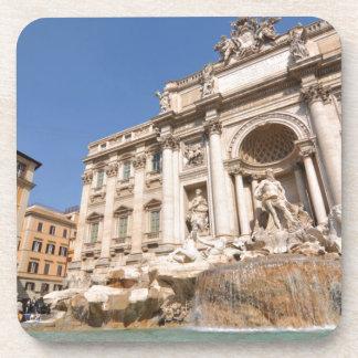 Fontana di Trevi in Rome, Italy Coaster