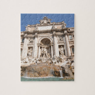 Fontana di Trevi in Rome, Italy Jigsaw Puzzle