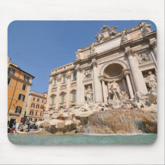 Fontana di Trevi in Rome, Italy Mouse Pad