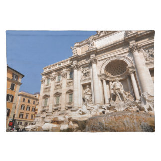 Fontana di Trevi in Rome, Italy Placemat