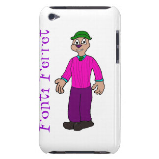Fonti Ferret iPod touch case
