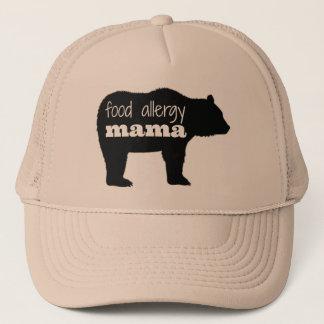 Food Allergy Mama Bear Trucker Hat