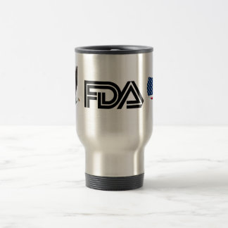 Food and Drug Administration Travel Mug
