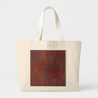 Food and Things RED Tote