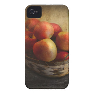 Food - Apples - Apples in a basket iPhone 4 Case-Mate Cases