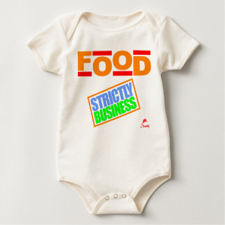 FOOD (Baby) Baby Bodysuit