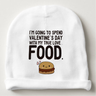FOOD! BABY BEANIE