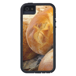 Food - Bread - Just loafing around iPhone 5 Case