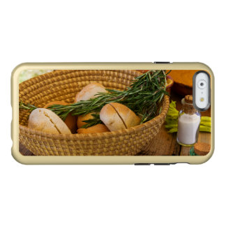 Food - Bread - Rolls and Rosemary Incipio Feather® Shine iPhone 6 Case