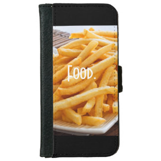 'Food.' Case for Iphone 6/6s. iPhone 6 Wallet Case