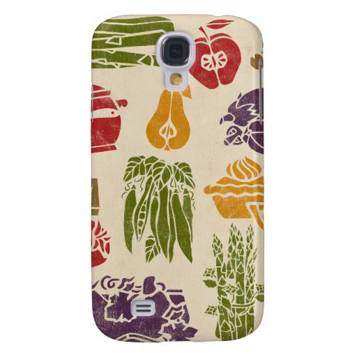 Food Celebration  Samsung Galaxy S4 Cover