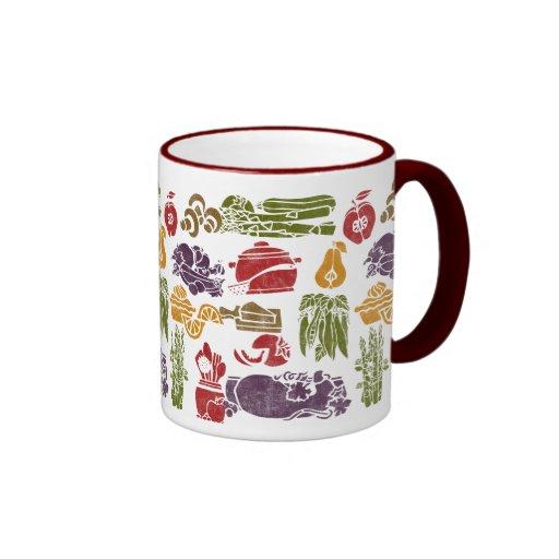 Food Celebration Mug
