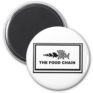 Food Chain Magnet