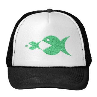Food chain of fish fishes food chain trucker hats