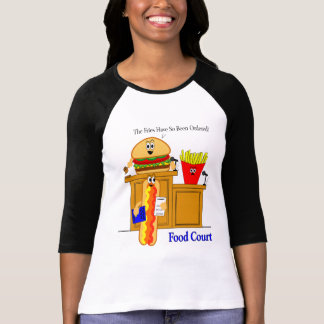 Food Court T-Shirt