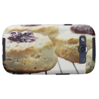Food Food And Drink Buttermilk Biscuit Samsung Galaxy SIII Cases