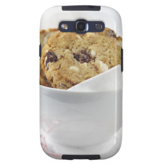 Food, Food And Drink, Cookie, Dessert, Cherry, Samsung Galaxy SIII Cover