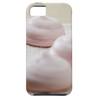 Food, Food And Drink, Strawberry, Merengue, Tough iPhone 5 Case