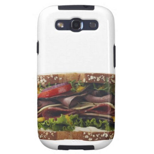 Food, Food And Drink, Wheat, Bread, Oat, Mayo, 2 Samsung Galaxy S3 Case