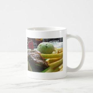 Food For Thought Basic White Mug