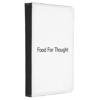 Food For Thought Kindle 4 Cover