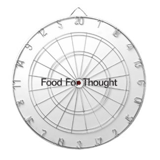 Food For Thought Dart Boards