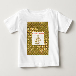FOOD for THOUGHT: Leader, Logical,Liberal LOWPRICE Shirt