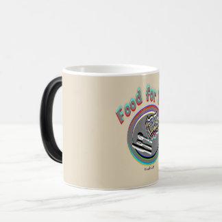 Food For Thought Magic Mug
