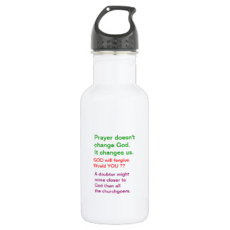 Food for thought : Practical Wisdom Words 532 Ml Water Bottle