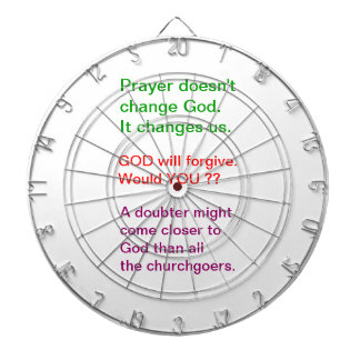 Food for thought : Practical Wisdom Words Dartboard