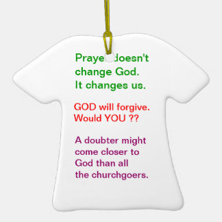 Food for thought : Practical Wisdom Words Ceramic T-Shirt Decoration