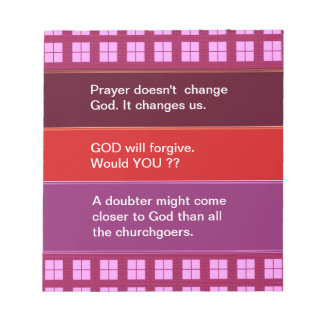 Food for thought : Practical Wisdom Words Memo Pad