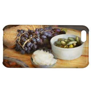 Food - Fruit - Gherkins and Grapes Cover For iPhone 5C