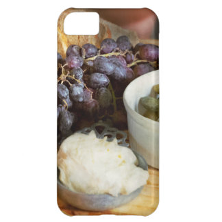 Food - Fruit - Gherkins and Grapes iPhone 5C Case