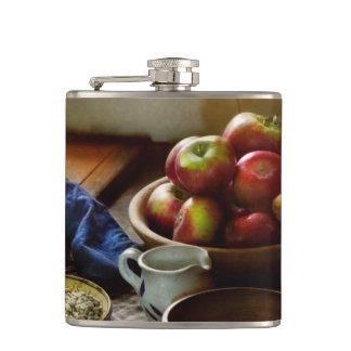 Food - Fruit - Ready for breakfast Hip Flask