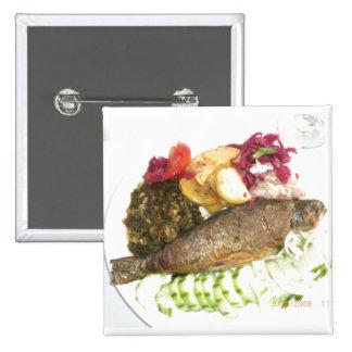 Food in Turkey Pin