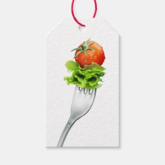 Food / Kitchen / Caterer / Business Gift Tag - SRF