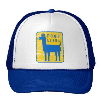 Food Llama Cap