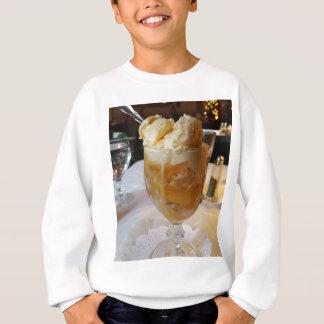 Food Lovers Peach Sundae Sweatshirt