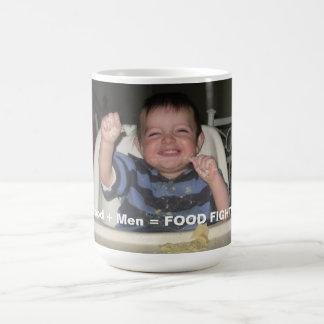 Food + Men FOODFIGHT 15oz Mug