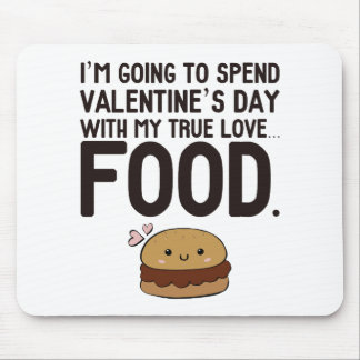 FOOD! MOUSE PAD