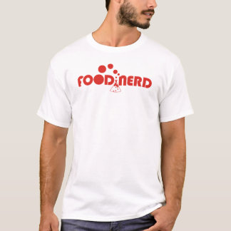 food nerd foodie culinary cooking eating t-shirt